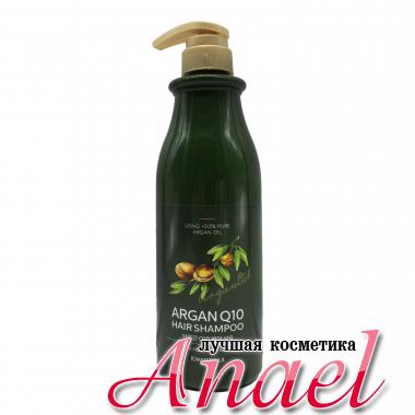 Welcos Шампунь с аргановым маслом Argan Q10 Hair Shampoo (750 мл)
