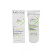Bioderma Успокаивающий, увлажняющий крем для жирной и проблемной кожи Sebium Sensitive Cream (30 мл)