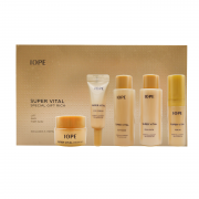 IOPE Антивозрастной увлажняющий набор миниатюр Super Vital Special Gift Rich (5 предметов)
