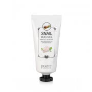 Skinine Увлажняющий крем для ног Jigott Snail Moisture Foot Cream (100 мл)