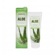 Skinine Jigott Очищающая маска-пленка c экстрактом алоэ Aloe Pure Clean Peel Off Pack (180 мл)