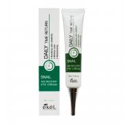 Ekel Антивозрастной крем для кожи вокруг глаз Daily time Return Snail  Age Recovery Eye Cream (40 мл)