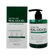 Some by mi Многофункциональный гель против воспалений AHA BHA PHA Real Cica 92% Cool Calming Shoothing Gel (300 мл)