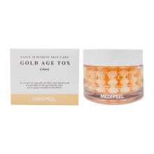 Medi-Peel Антивозрастной капсульный крем с экстрактом золотого шелкопряда Gold Age Tox Cream (50 мл)