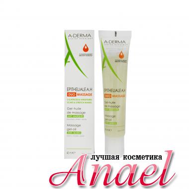 A-Derma Гель-масло от шрамов и растяжек Epitheliale Duo Massage Gel-Oil (40 мл)