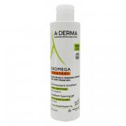 A-Derma Успокаивающий очищающий гель Экзомега с экстрактом овса реальба Exomega Emollient Foaming Gel (200 мл)