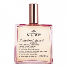 Nuxe Сухое мультифункциональное масло с новым цветочным ароматом Huile Prodigieuse Florale Multi-Purpose Dry Oil (50 мл)