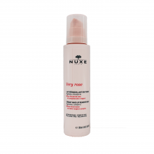 Nuxe Очищающее молочко с лепестками роз Very Rose Creamy Make-Up Remover Milk (200 мл)