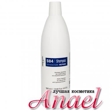 Dikson Восстанавливающий шампунь для окрашенных волос с гидролизированным кератином S84 Shampoo Reparator Repair S84 (1000 мл)