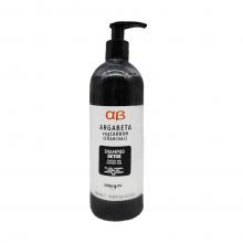 Dikson Шампунь для волос подверженных стрессу Argabeta Shampoo Detox Hair Charcoal (500 мл)