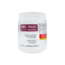 Dikson Маска восстанавливающая для всех типов волос с аргановым маслом M83 Mask Ristutturante Restructuring (1 литр)