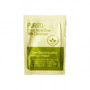 Purito Пробник слабокислотного геля с улиточным муцином для демакияжа Snail All In One BB Cleanser