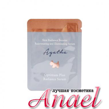 Agatha Пробник обновляющей сыворотки для сияния кожи Optimum Plus Radiance Serum