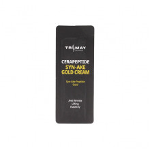 Trimay Пробник антивозрастного подтягивающего крема со «змеиным» пептидом Syn-Ake и золотом Cerapeptide Syn-Ake Gold Cream