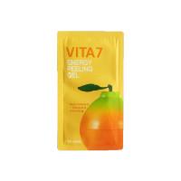 TheYEON Пробник энергетического пилинг-геля (скатки) с AHA-BHA кислотами для лица Vita7 Energy Peeling Gel