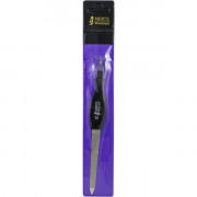 Mertz Пилка для ногтей сапфировая со встроенным ножом для кутикулы 75 (1 шт)
