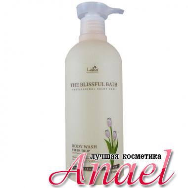 La'dor Гель для душа «Свежий тюльпан» The Blissful Bath Professional Salon Care Body Wash Fresh Tulip (530 мл)