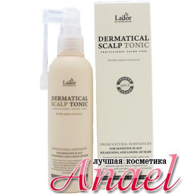 La'dor Тоник для чувствительной кожи головы против выпадения волос Professional Salon Care Dermatical Scalp Tonic (120 мл)
