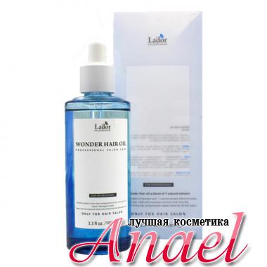 La'dor Профессиональное салонное питательное масло для волос Wonder Hair Oil (100 мл)
