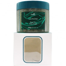 La'dor Соляной скраб для тела «Глубокое море» La-Pause Deep Sea Body Scrub (280 гр)