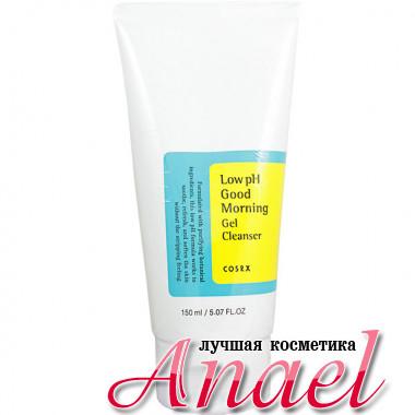 COSRX Гель для умывания с низким уровнем pH «Доброе утро» Good Morning Low-pH Gel Cleanser (150 мл)