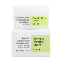 COSRX Успокаивающий крем с экстрактом центеллы для проблемной кожи Centella Blemish Cream (30 гр)