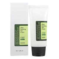 COSRX Успокаивающий солнцезащитный крем с алоэ Aloe Soothing Sun Cream SPF50+ PA+++ (50 мл)