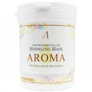 Anskin Увлажняющая защищающая альгинатная маска Modeling Mask Aroma Skin Protecting & Moisturizing (240 гр)