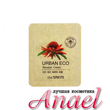 The Saem Пробник антивозрастного увлажняющего крема с экстрактом телопеи Urban Eco Waratah Cream