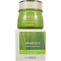 The Saem Освежающий крем с экстрактом новозеландского льна Харакеке для комбинированной и жирной кожи лица Urban Eco Harakeke Fresh Cream (60 мл)