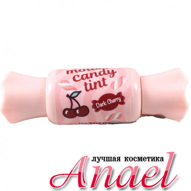 The Saem Мусс-тинт для губ «Конфетка» Тон 07 Saemmul Mousse Candy Tint #07 Dark Cherry (8 гр)