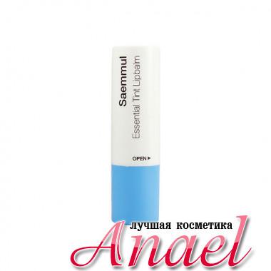 The Saem Тинт-бальзам в стике для губ Saemmul Essential Tint Lipbalm Тон WH01 бесцветный (4 гр)