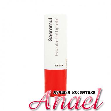 The Saem Тинт-бальзам в стике для губ Saemmul Essential Tint Lipbalm Тон OR01 Оранжевый (4 гр)