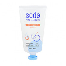 Holika Holika Очищающая пенка с содой для снятия BB-крема Soda Pore Cleansing BB Deep Cleansing Foam (150 мл)