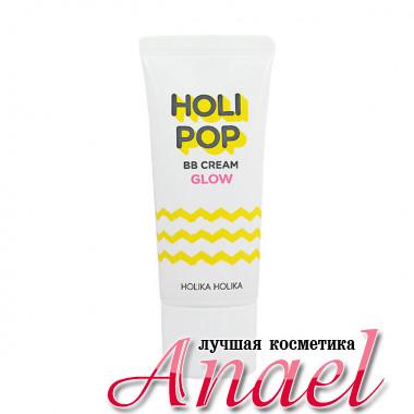 Holika Holika Сияющий BB-крем Holi Pop BB Cream Glow SPF30 PA++ (30 мл)