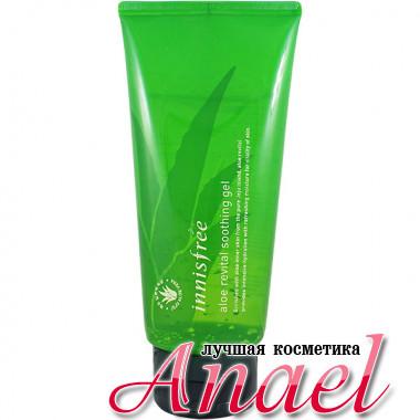 Innisfree Восстанавливающий успокаивающий гель с 93,6 % экстракта алоэ Aloe Revital Soothing Gel (300 мл)