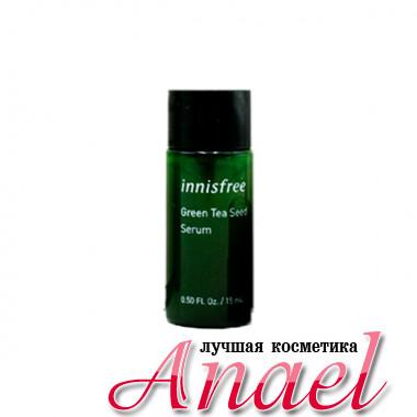 Innisfree Миниатюра сыворотки с экстрактом семян зеленого чая Green Tea Seed Serum (15 мл)