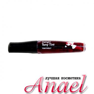 Tonymoly Тинт для губ Tint Delight Тон 02 Красный (9 мл)
