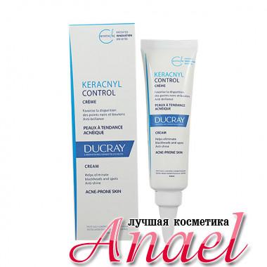 Ducray Крем-контроль Керакнил против акне Keracnyl Control Cream (30 мл)