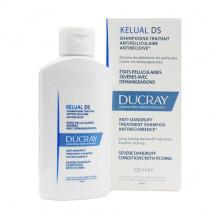 Ducray Шампунь Келюаль для лечения сложных форм перхоти и себорейного дерматита Kelual DS Shampoo Severe Dandruff (100 мл)