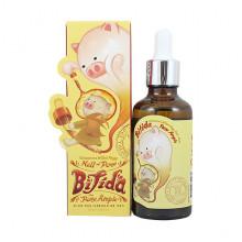 Elizavecca Антивозрастная сыворотка со 100% содержанием фильтрата бифидобактерий Witch Piggy Hell-Pore Bifida Pure Ample 100% (50 мл)