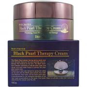 Deoproce Многофункциональный крем с экстрактом черного жемчуга Black Pearl Therapy Cream (100 гр)