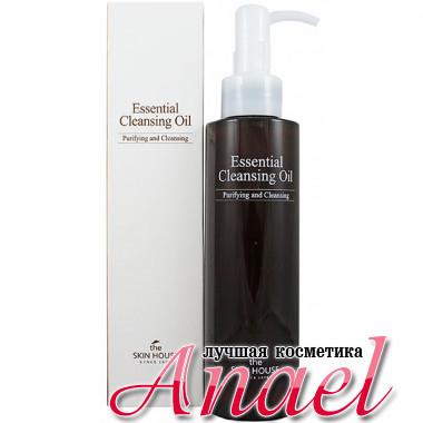 The Skin House Гидрофильное масло для глубокой очистки кожи и пор Essential Cleansing Oil (150 мл)