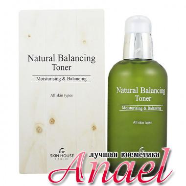 The Skin House Натуральный увлажняющий балансирующий тонер Natural Balancing Toner (130 мл)