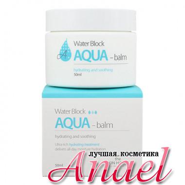 The Skin House Увлажняющий крем-бальзам для сухой, обезвоженной кожи лица Water Block Aqua Balm (50 мл)