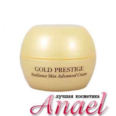 Ottie Миниатюра крема для упругости кожи «Золотой престиж» Gold Prestige Resilience Skin Advanced Cream (10 гр)