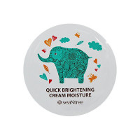 SeaNTree Пробник отбеливающего увлажняющего крема «Быстрое осветление» Quick Brightening Cream Moisture