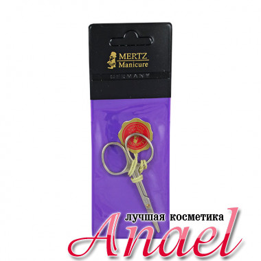 Mertz Ножницы для детских ногтей 640  (1 шт)
