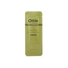 Ottie Пробник крема для упругости кожи «Золотой престиж» Gold Prestige Resilience Skin Advanced Cream