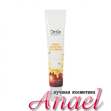 Ottie Увлажняющий крем с экстрактом меда для контура глаз Honey Moisture Eye Cream (30 мл)